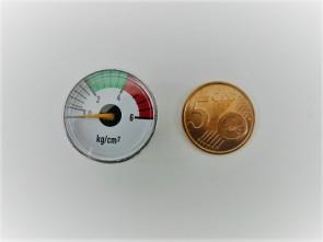 Manometer 0-6 kg/cm²