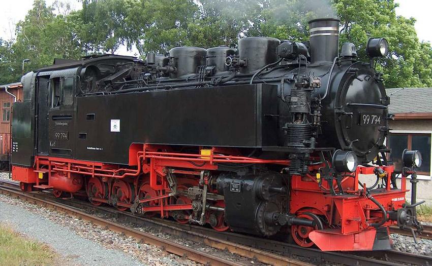 HERRMANN ECHTDAMPF - Die Sächsische VII K
