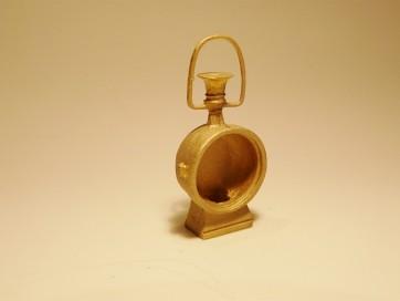 Lampe 17,5 mm, Messingguss