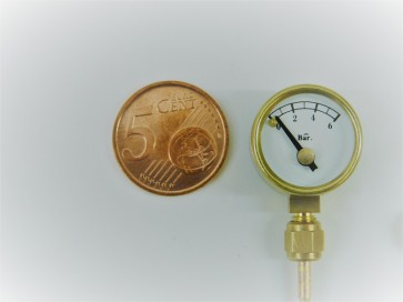 Manometer 0-6 bar
