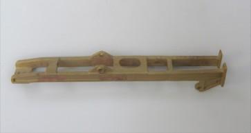 Träger, Zylinder-Gleitbahnhalter links, VIIK, Messingfeinguss