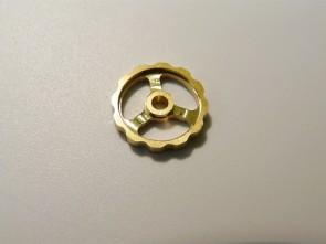 Handrad 14 mm, CNC-gefräst