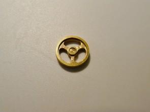 Handrad 11 mm, CNC-gefräst