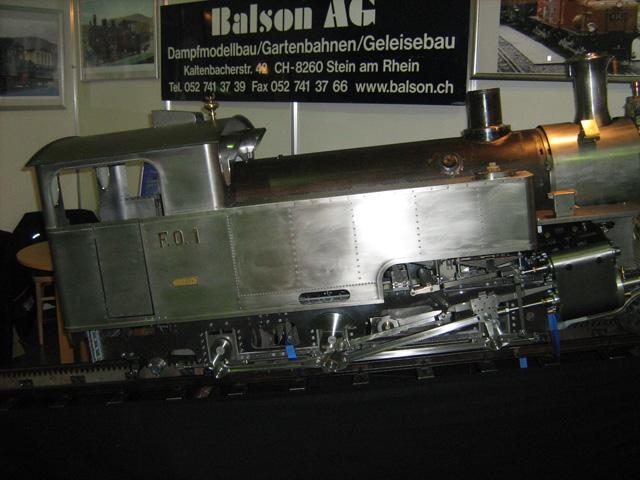 13. Echtdampf-Hallentreffen Sinsheim