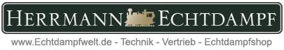 HERRMANN ECHTDAMPF - Modellbau - Dampftechnik - Echtdampf Shop